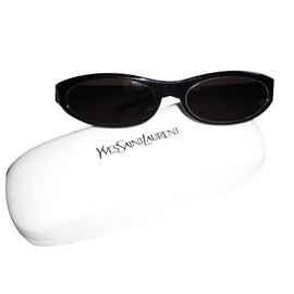 Yves Saint Laurent-lunettes de soleil-Noir