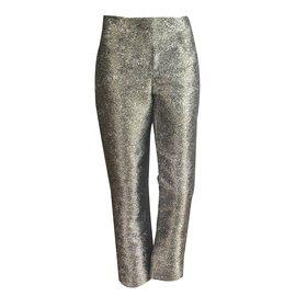 Chanel-Runway pants-Golden