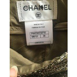Chanel-Défilé 12 A-Doré
