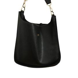 Hermès-Hermes Evelyne GM-Black