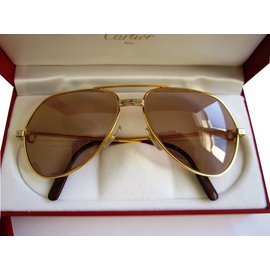 687133ef6f Lunettes Cartier occasion - Joli Closet