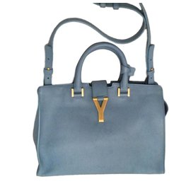 Yves Saint Laurent-Sac Chyc medium-Bleu