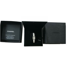 Chanel-Fine watches-White