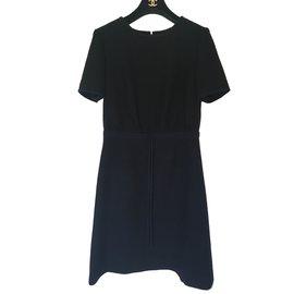 Chanel-Dress-Black