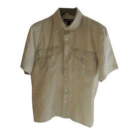 Michael Kors-Chemises-Beige