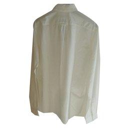 Golden Goose-Chemise-Blanc