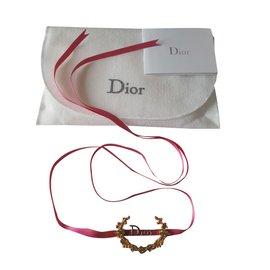 Dior-Collier Dior-Autre