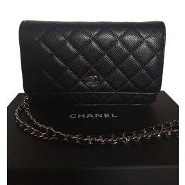 Chanel-Chanel WOC-Black