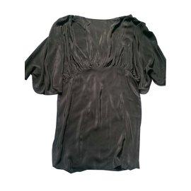 No Collection-Dress-Khaki
