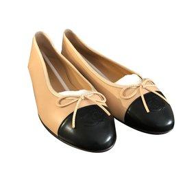 Chaussures luxe Chanel occasion - Joli Closet 84adafe9e78b