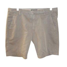 Dondup-Shorts homme-Gris