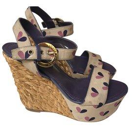 Louis Vuitton-Sandals-Multiple colors