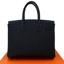 Hermès-Sac à main-Noir