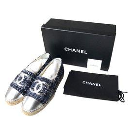 Chanel-Mocassins-Multicolore