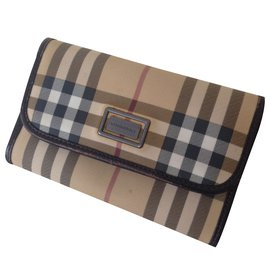 Burberry-Purse, wallet, case-Beige