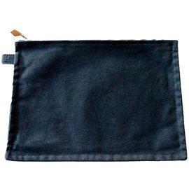 Hermès-Wallet Small accessory-Black