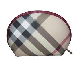 Burberry-Clutch bag-Beige