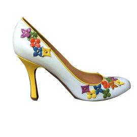 Louis Vuitton-Escarpins-Multicolore