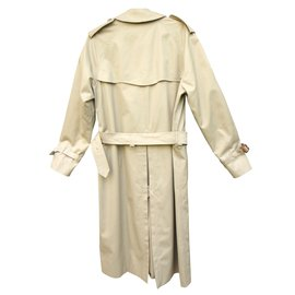 Burberry-trench Burberry-Beige