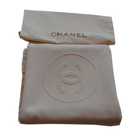 Chanel-Fouta Chanel Cruise 2017 VIP Gift-Beige