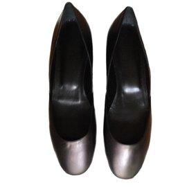 Hermès-Ballerinas-Black