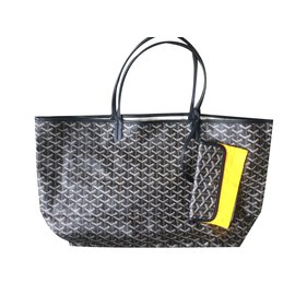 Goyard-Handbag-Black