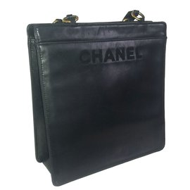Chanel-sac chanel-Noir