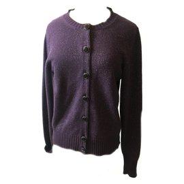 Chanel-Vest-Purple