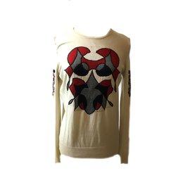 Chanel-Knitwear-Beige
