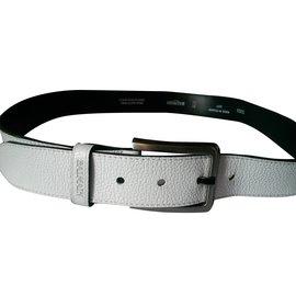 Balmain-Belt-White