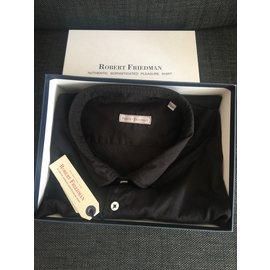 Robert Friedman-Chemises-Noir