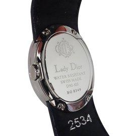 Dior-MONTRE LADY DIOR-Bleu Marine
