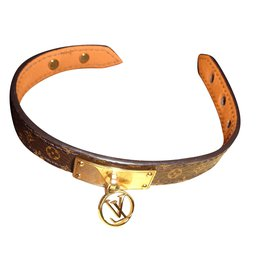 Louis Vuitton-Bracelets-Marron