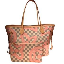 Louis Vuitton-Louis Vuitton Superbe Neverfull MM collection Tahitienne-Autre