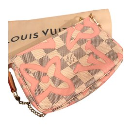 Louis Vuitton-Louis Vuitton mini pochette collection Tahitienne-Autre