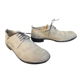 Costume National-Lace ups-Grey