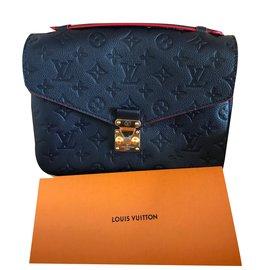 Louis Vuitton-Pochette Metis-Bleu Marine
