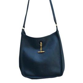 Hermès-Vespa-Bleu Marine