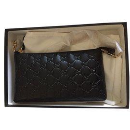 Gucci-Portefeuilles-Noir
