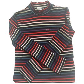 Sonia Rykiel-Top Tee-Multiple colors