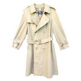 Burberry-trench homme-Beige