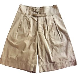 Ralph Lauren Collection-Shorts-Beige