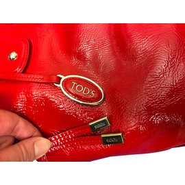 Tod's-Sac à main-Rouge