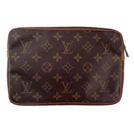 Louis Vuitton-Compiegne 23-Marron