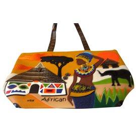 Braccialini-Série TUA, modèle AFRICA-Multicolore