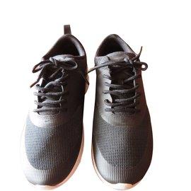 Nike-Baskets NIKE  Air Max THEA TXT - Taille 40-Noir