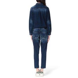 LTB-Combinaison en jean LTB - Taille XS-Bleu Marine