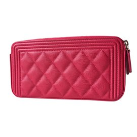 Chanel-Sacs à main-Rose