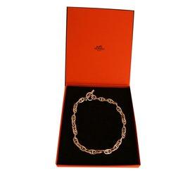 Hermès-chaîne d'ancre-Silvery