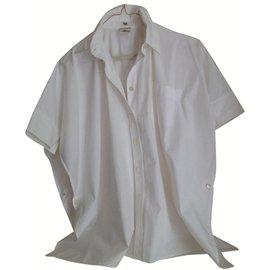 Hermès-Tops-Blanc